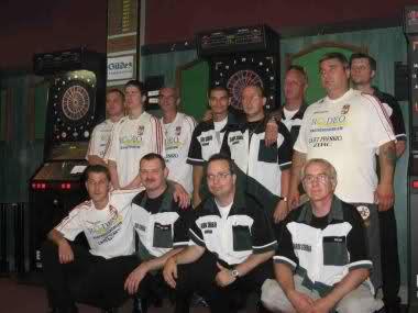 Darts-Hungary 2008: Csapatbajnokság